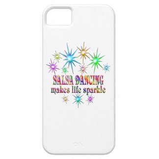 Salsa Dancing Sparkles Barely There iPhone 5 Case