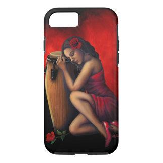 Salsa Heartbeat iPhone 7 Case
