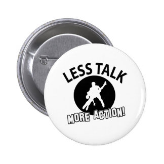 salsa more awesome 6 cm round badge