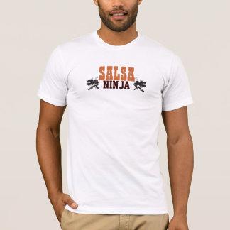 Salsa Ninja T Shirt