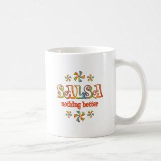 Salsa Nothing Better Coffee Mug