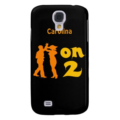 Salsa On Two Dancing Personalized iphone 3g Skin Galaxy S4 Cover
