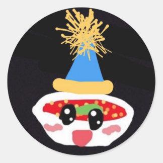 Salsa Sticker - Birthday