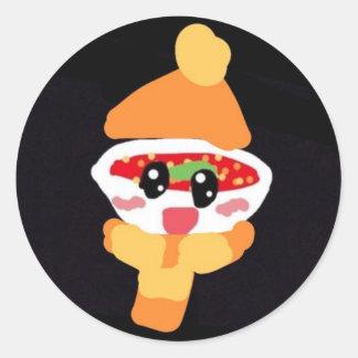 Salsa Sticker - Winter