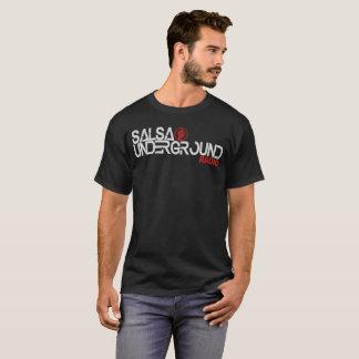 Salsa Underground T-Shirt Men Logo 2