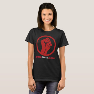 Salsa Underground T-Shirt Women Big Logo