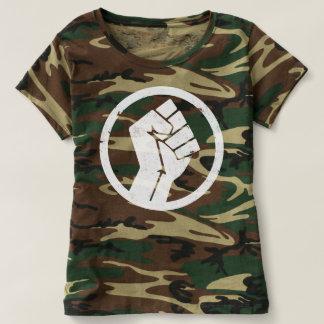 Salsa Underground T-Shirt Women Camo