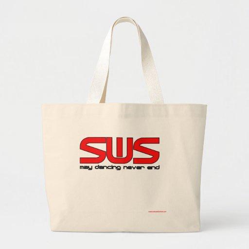 Salsa With Silvia Canvas Bag