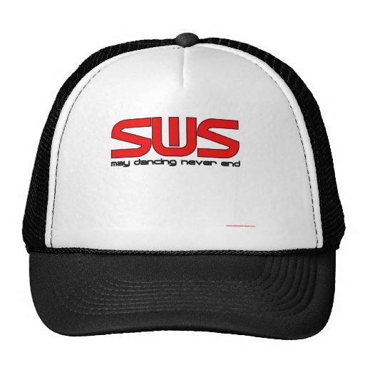 Salsa With Silvia Mesh Hats