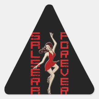 SALSERA FOREVER TRIANGLE STICKER