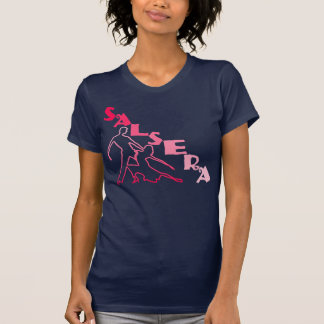 SALSERA T-Shirt with dancing couple