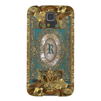 Salsibury Afternoon III  Monogram Galaxy S5 Cover