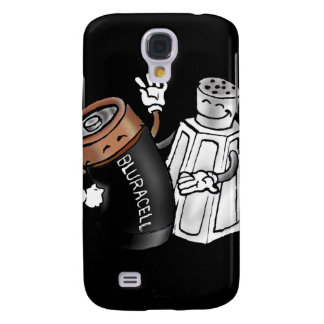 Salt and Battery Samsung Galaxy S4 Cases