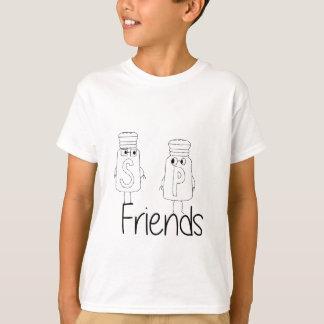 Salt and Pepper - Friends T-Shirt