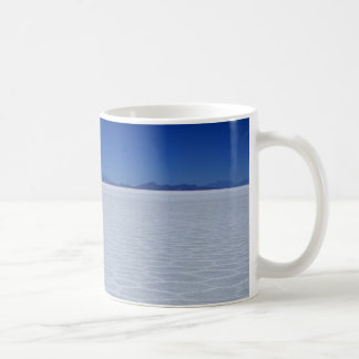 SALT FLATS COFFEE MUG