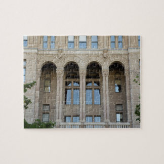 Salt Lake City and County Building, Salt lake Cit Jigsaw Puzzle