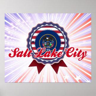 Salt Lake City UT Poster