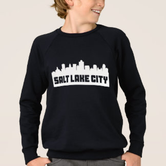 Salt Lake City Utah Skyline Sweatshirt