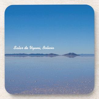 Salt Lake in Salar de Uyuni, Bolivia Coaster