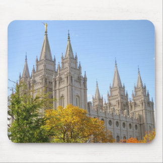 Salt Lake Temple Mouse Pad
