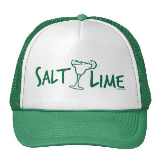 Salt / Lime Cap