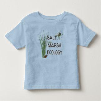 Salt Marsh Ecology - Toddler T-Shirt