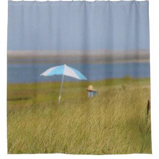 Salt Marsh on Cape Cod Shower Curtain