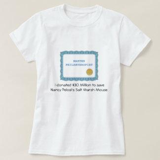 Salt Marsh Philanthropist T-Shirt