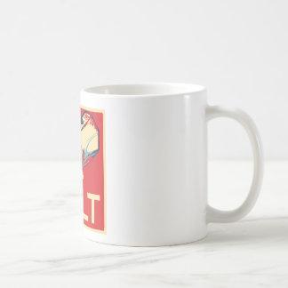 SALT Obama Poster Styled Mug