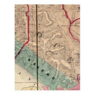 Salt Point, Ocean, Mendocino, Redwood, Bodega Postcard