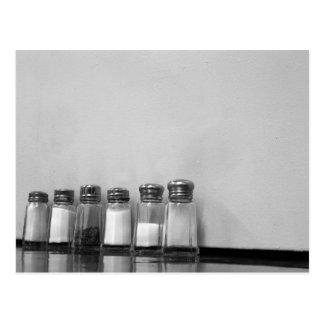 salt salt pepper postcard