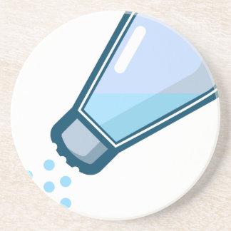 Salt Shaker Coaster