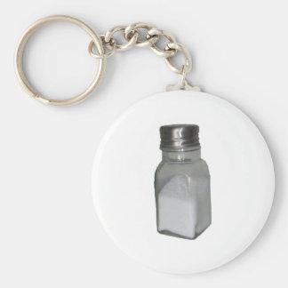 Salt Shaker Key Ring