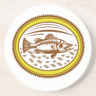 salt-water-barramundi-side-OVAL Coaster