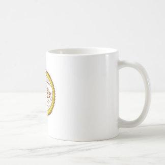 salt-water-barramundi-side-OVAL Coffee Mug