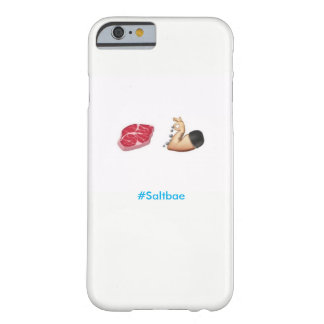 Saltbae Barely There iPhone 6 Case