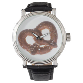 Salted Pretzel Watch