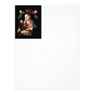 Salting Madonna and Christ Child Flyer