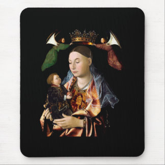 Salting Madonna and Christ Child Mouse Pad