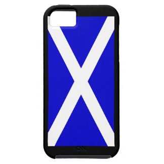 Saltire iPhone 5 Cover
