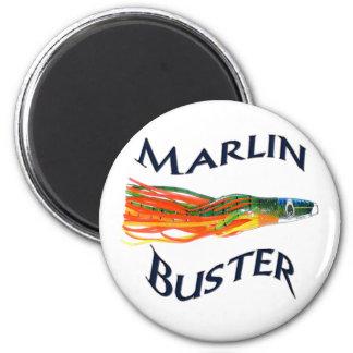 saltwater big gamefish bait for dorado and marlin 6 cm round magnet
