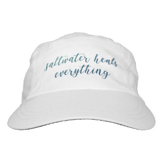 Saltwater Heals Everything | Performance Hat