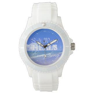 Saltwater Heals Everything Wristwatch