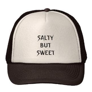 SALTY BUT SWEET TRUCKER HAT