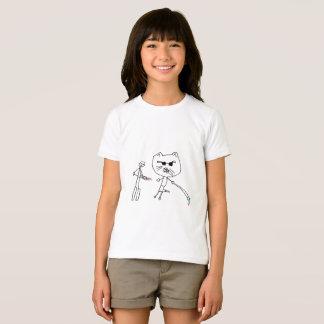 SALTY CAT & MR. PRETZEL PAINT T-Shirt