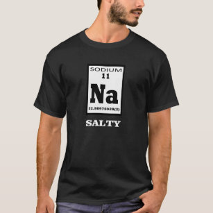 Periodic table gifts on zazzle au periodic table humour t shirt urtaz Images