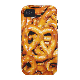 Salty Pretzels iPhone 4/4S Cover