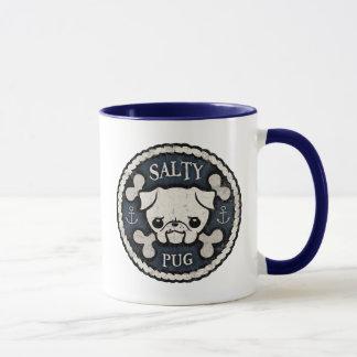 Salty Pug Mug
