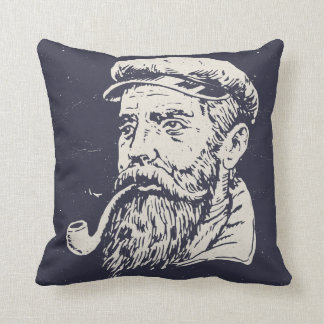 Salty sailor pillow
