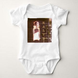 Salty Salt Shaker Baby Bodysuit